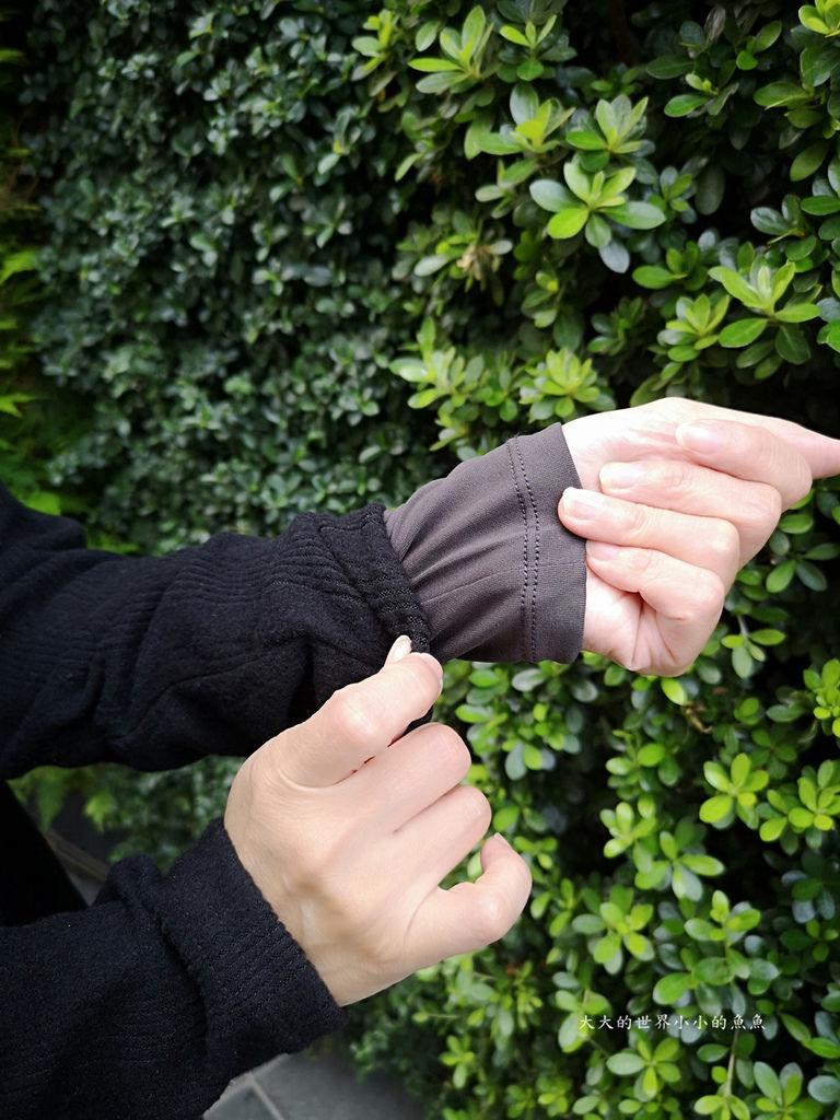 WIWI溫灸刷毛發熱衣輕熱出遊11