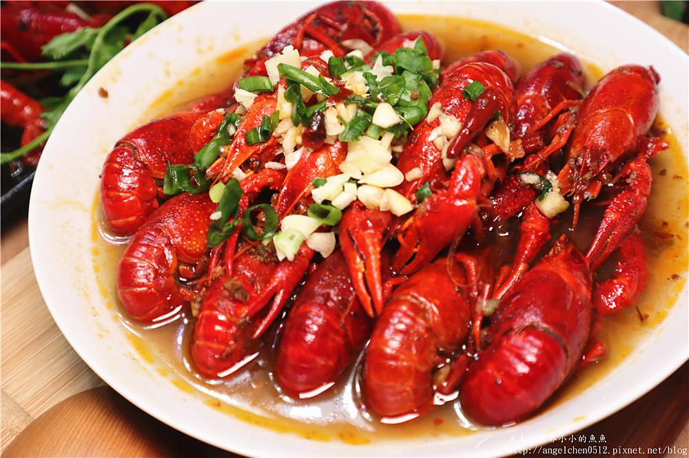 海鮮市集  十三香小龍蝦135