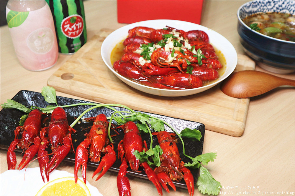海鮮市集  十三香小龍蝦137