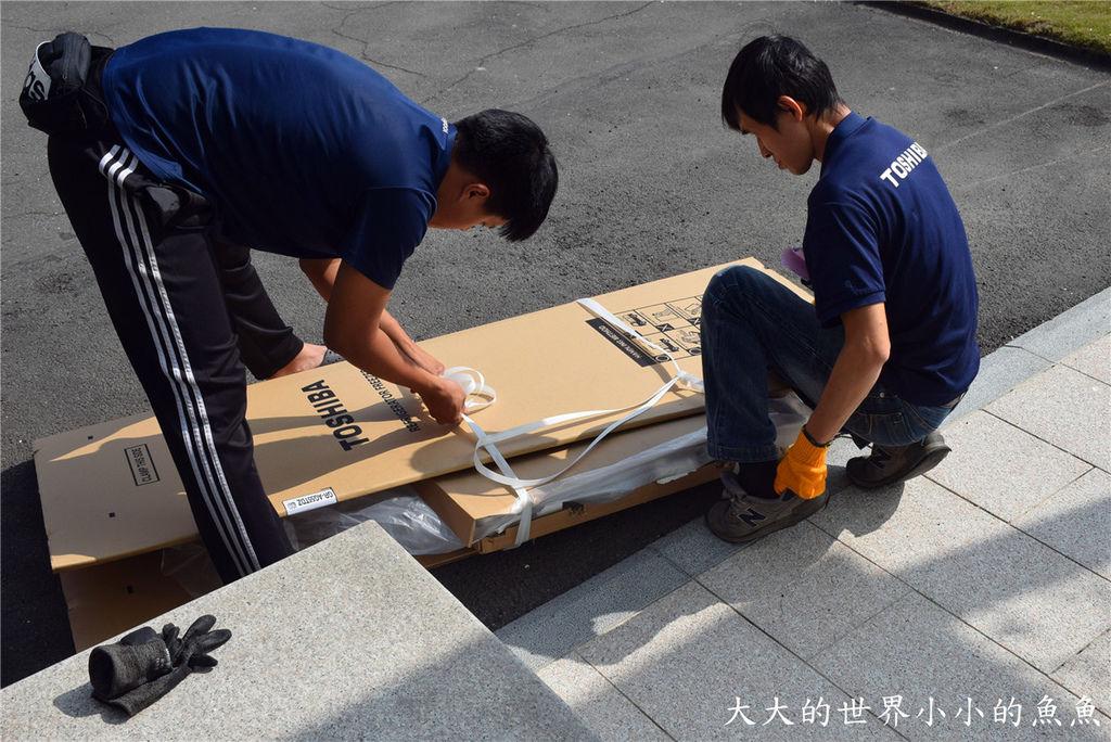 日本東芝Toshiba 雙門冰箱 34