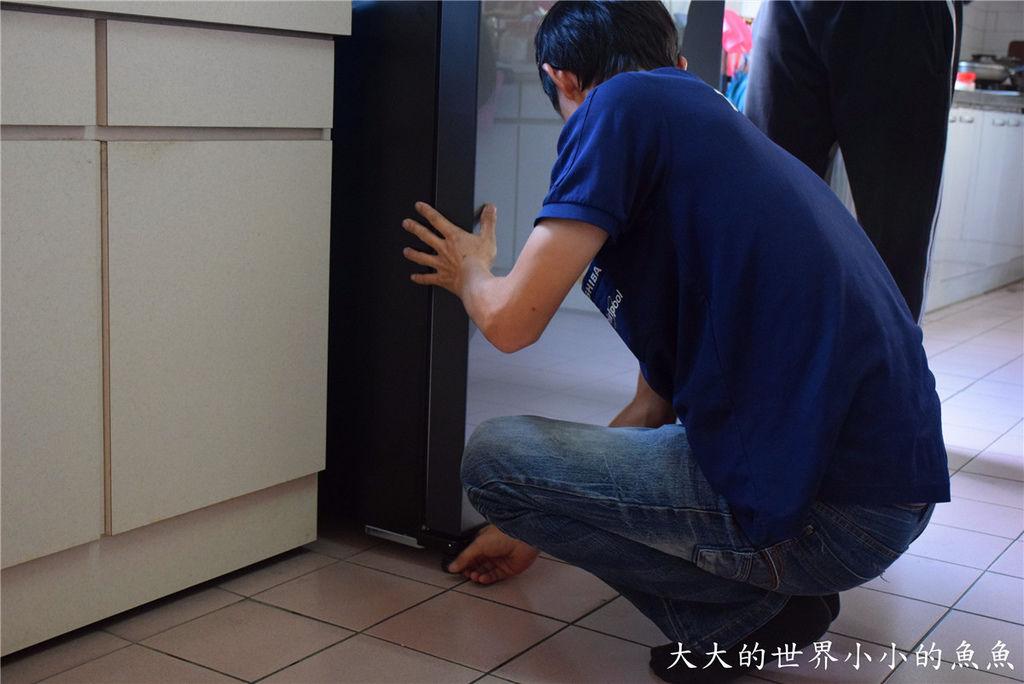 日本東芝Toshiba 雙門冰箱 24