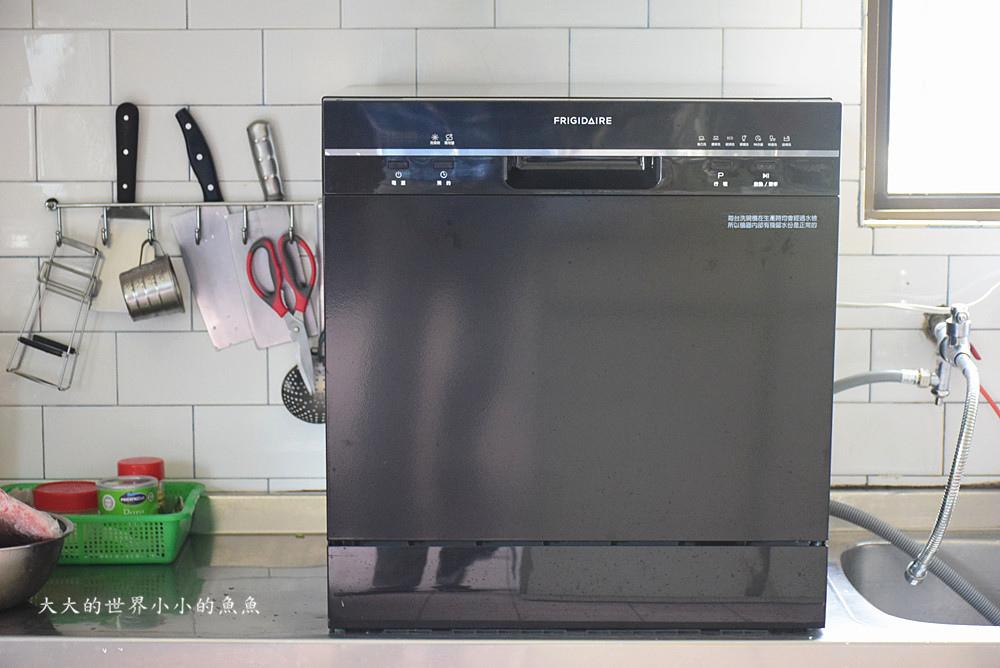 Frigidaire桌上型八人份洗碗機 型號:FDW-8002TF