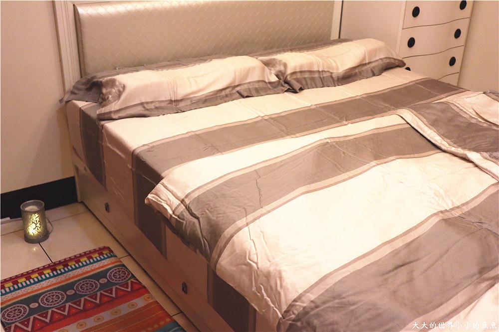 Novaya 諾曼亞60支銀離子天絲雙人床包103