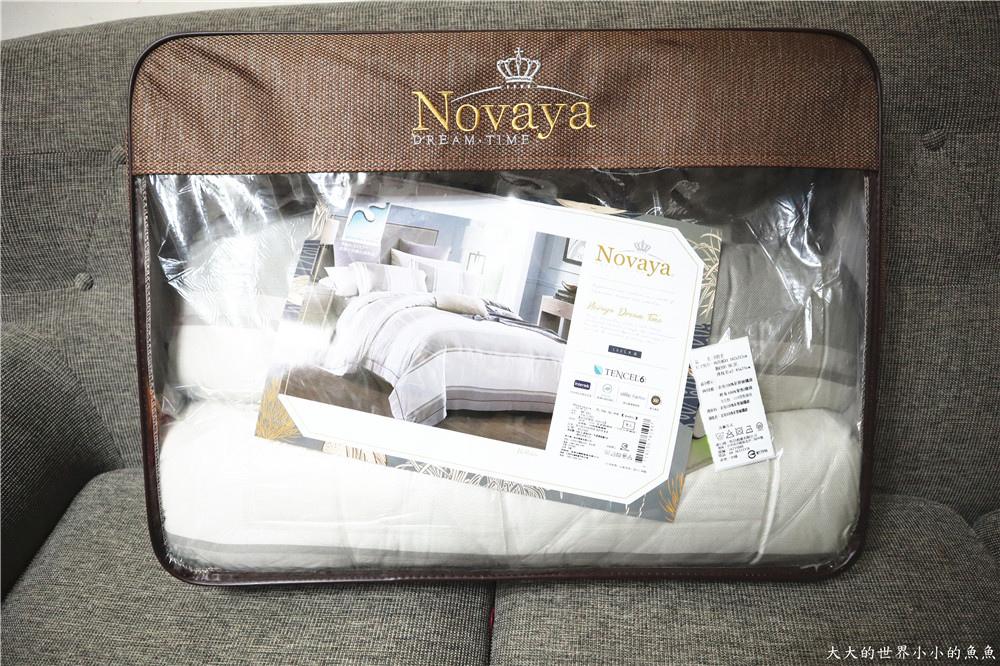 Novaya 諾曼亞60支銀離子天絲雙人床包03