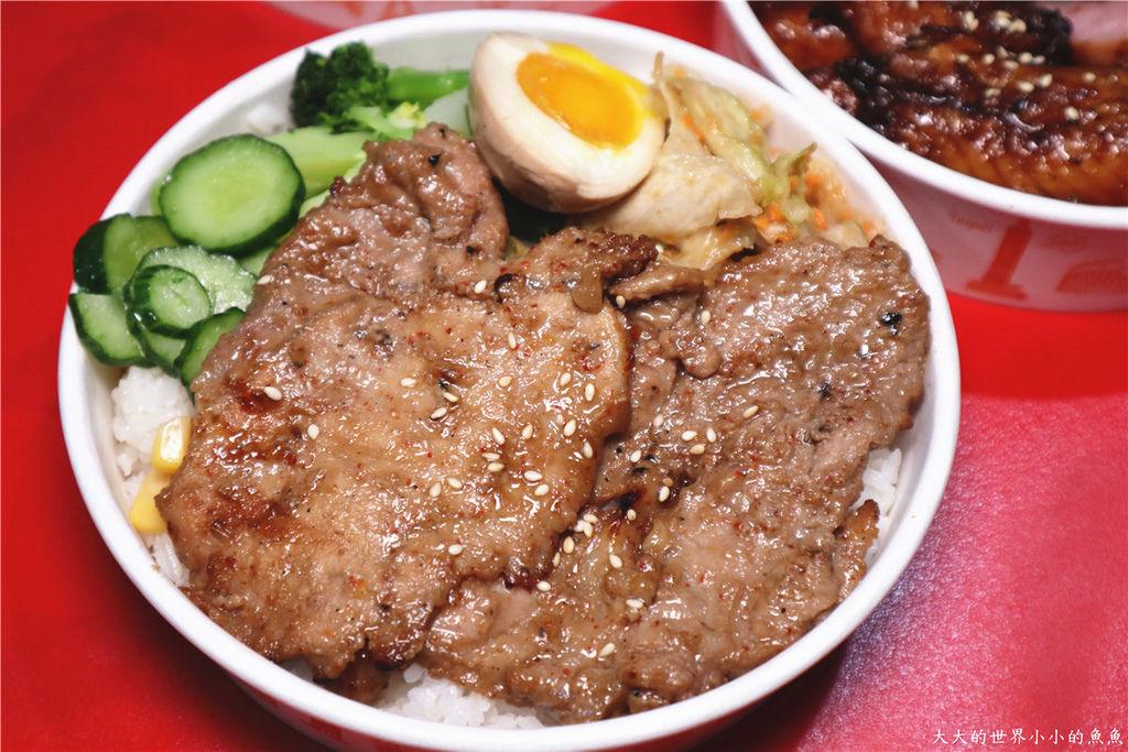 囍八拉-烤肉飯56