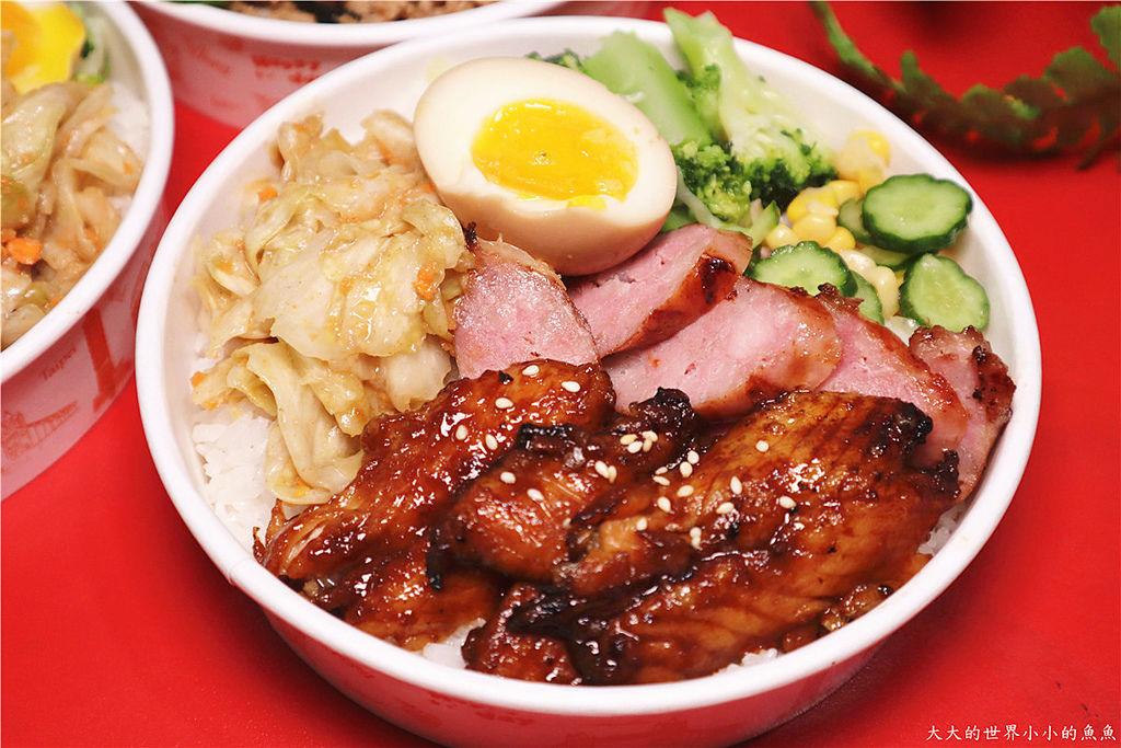囍八拉-烤肉飯67