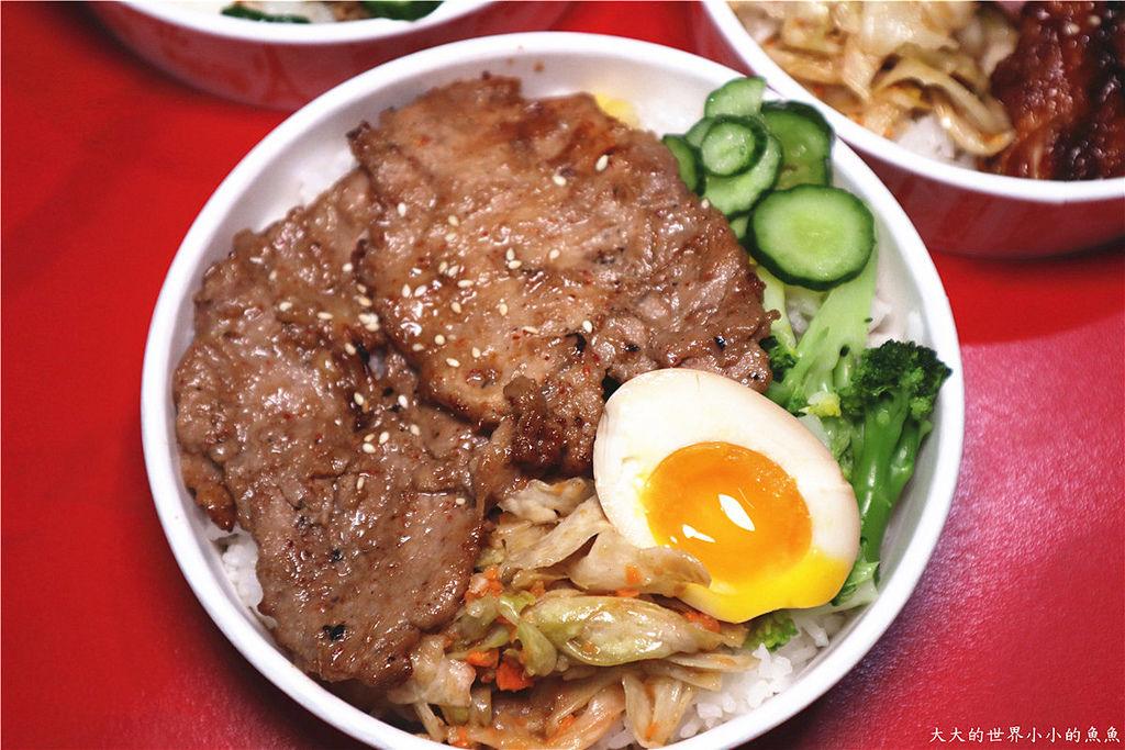 囍八拉-烤肉飯70
