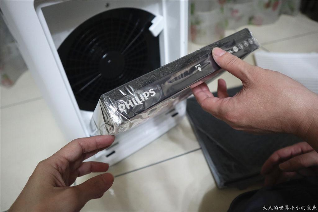 飛利浦 奈米級抗敏空氣清淨機AC5659  雙層濾網 11