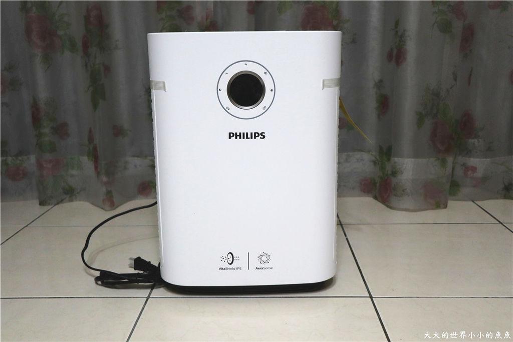 飛利浦 奈米級抗敏空氣清淨機AC5659  雙層濾網 02