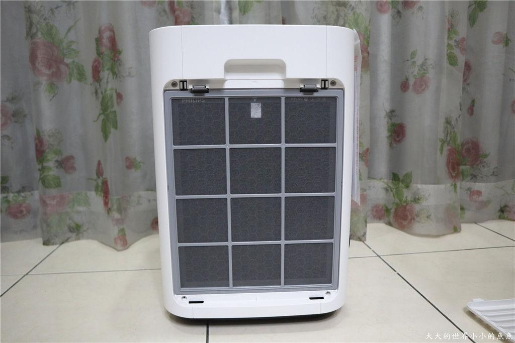 飛利浦 奈米級抗敏空氣清淨機AC5659  雙層濾網 28