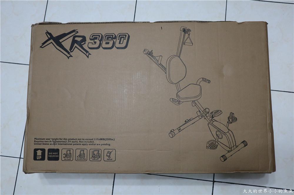 XR健身車XR360百臂綜合訓練車02