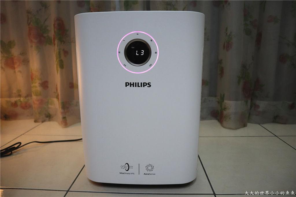 飛利浦 奈米級抗敏空氣清淨機AC5659  雙層濾網 57