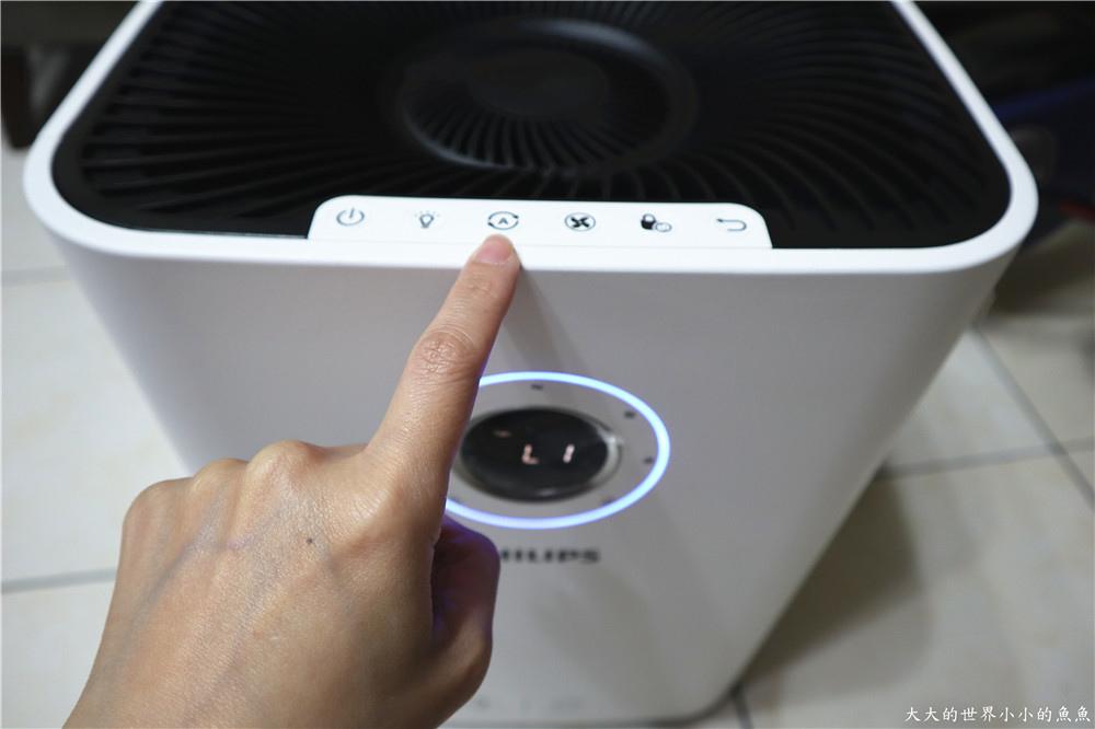 飛利浦 奈米級抗敏空氣清淨機AC5659  108