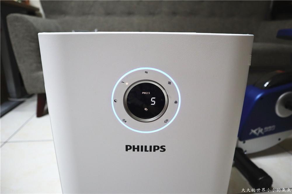 飛利浦 奈米級抗敏空氣清淨機AC5659  124