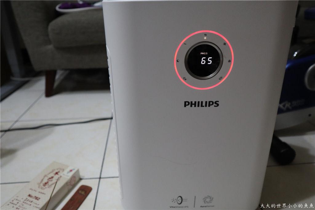 飛利浦 奈米級抗敏空氣清淨機AC565965