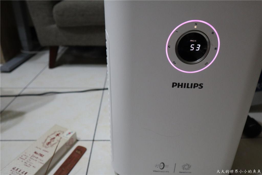 飛利浦 奈米級抗敏空氣清淨機AC565973