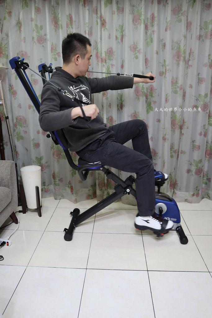 XR360 百臂綜合訓練健身車6