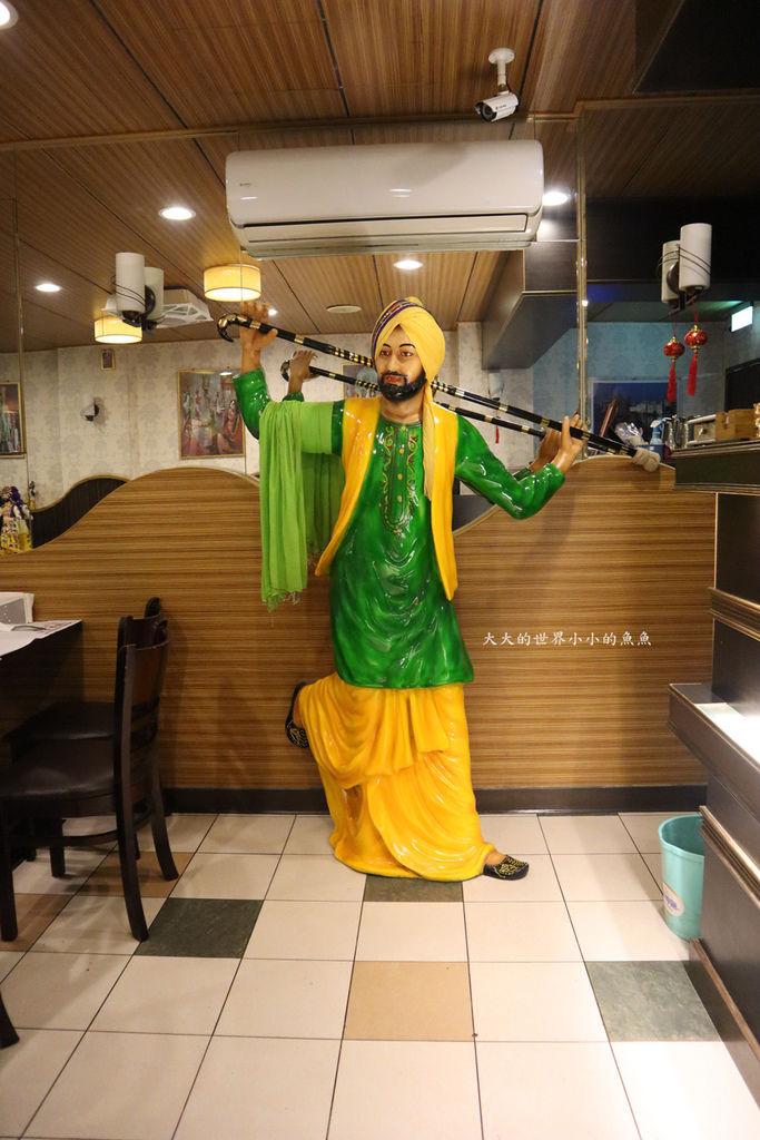 巴雷巴雷印度餐廳2