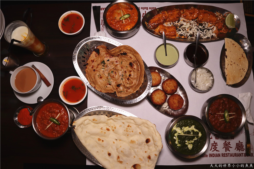 巴雷巴雷印度餐廳45