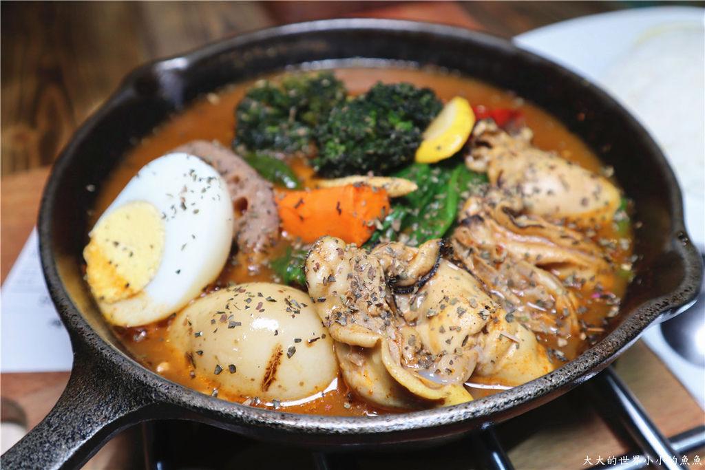 四平商圈美食推薦 銀兔湯咖哩43