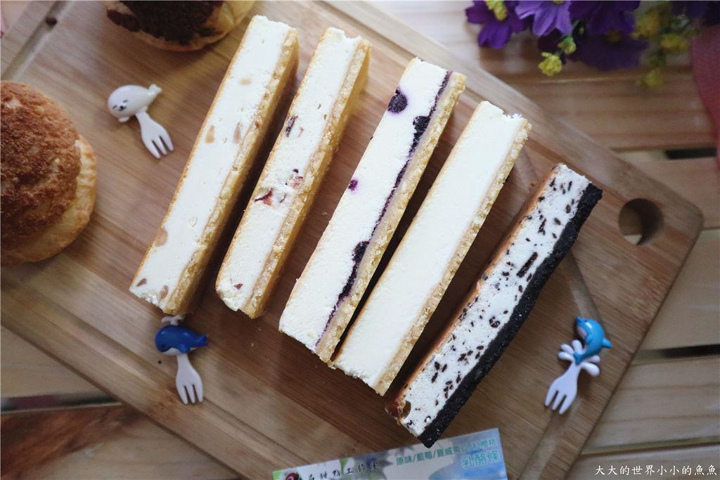 鴻品甜點工作室香濃乳酪條64
