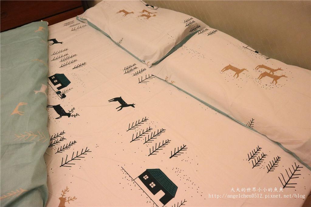 comrishome織眠家族-精梳棉200織系列精梳棉床包組 麋鹿遇見你45.jpg
