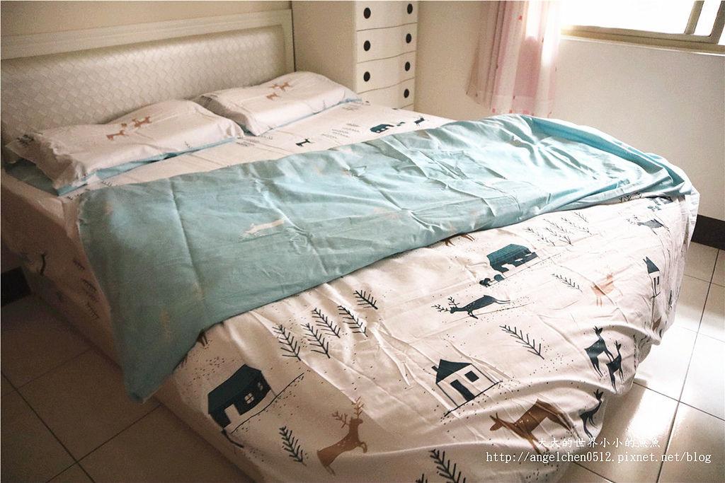 comrishome織眠家族-精梳棉200織系列精梳棉床包組 麋鹿遇見你41.jpg