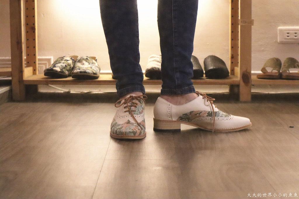 愛花製作所 訂製鞋82