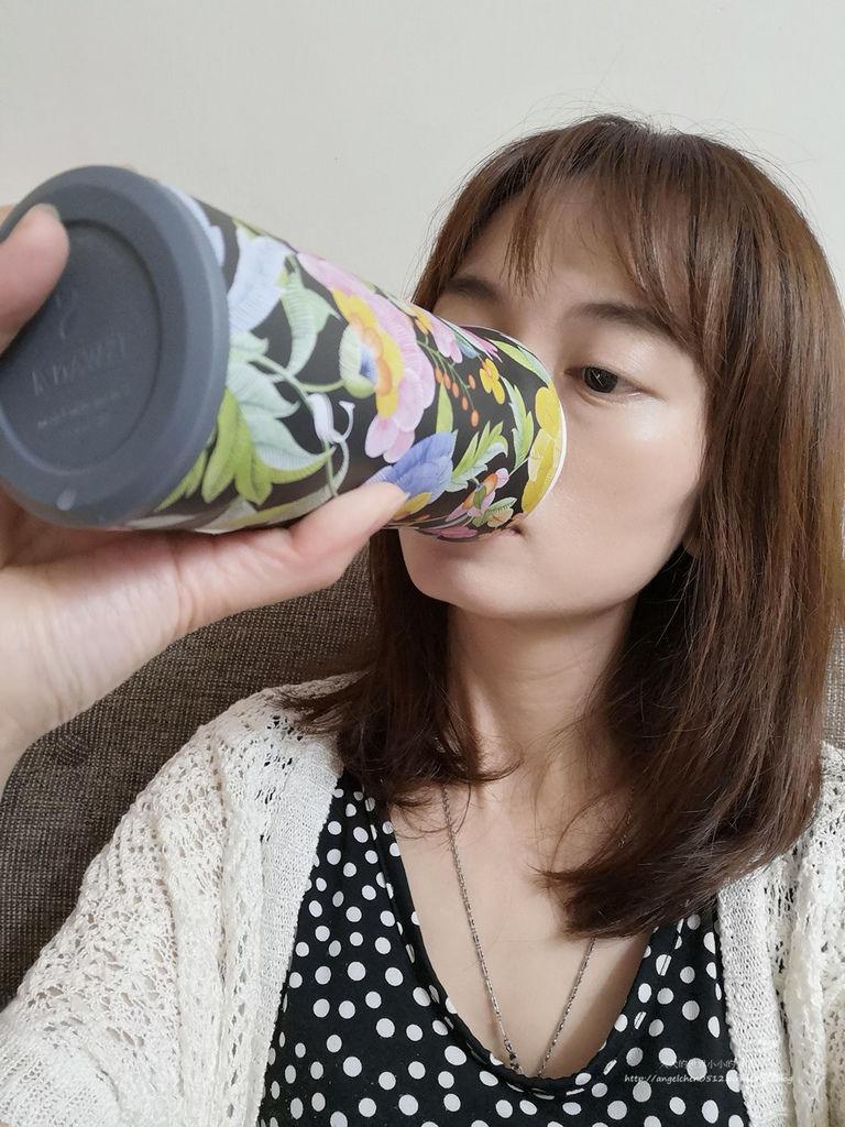 ISWANZ ikigai-black陶瓷保溫杯