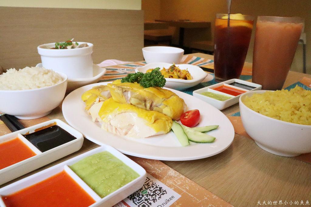 星加坡餐廳 瑞記海南雞飯25
