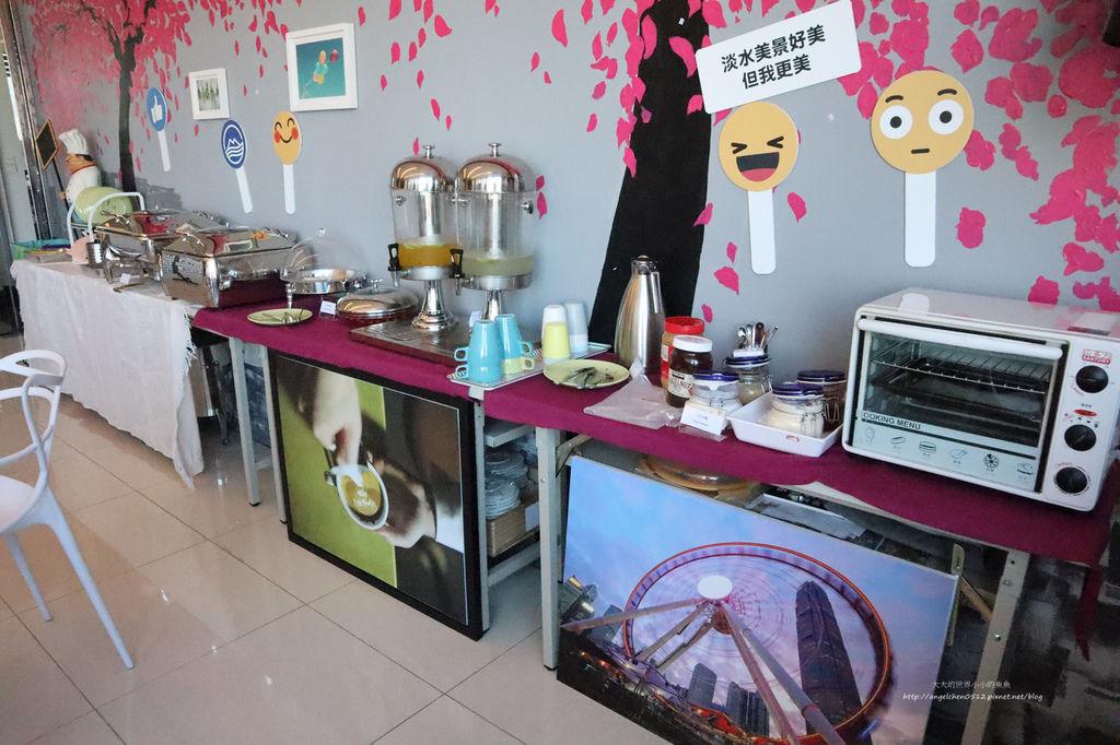 淡水海灣驛站 Tamsui BayView Hotel105 3