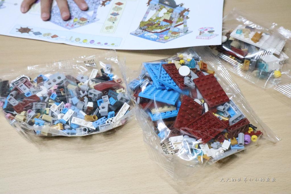 LOZ 兒童玩具迷你遊樂園迷你拼裝積木2