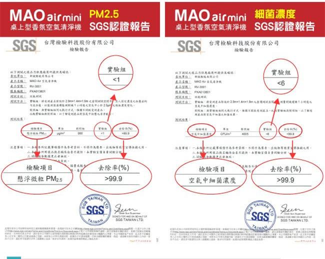 MAOair mini 空氣清淨機