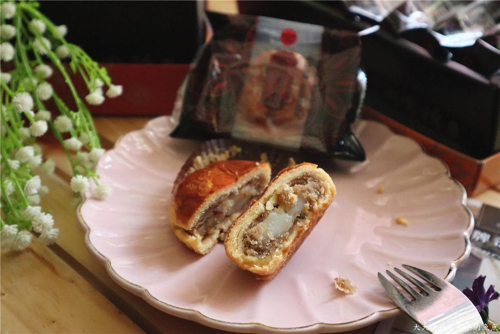 麥仕佳魯肉月餅中秋節禮盒干貝肉圓酥54