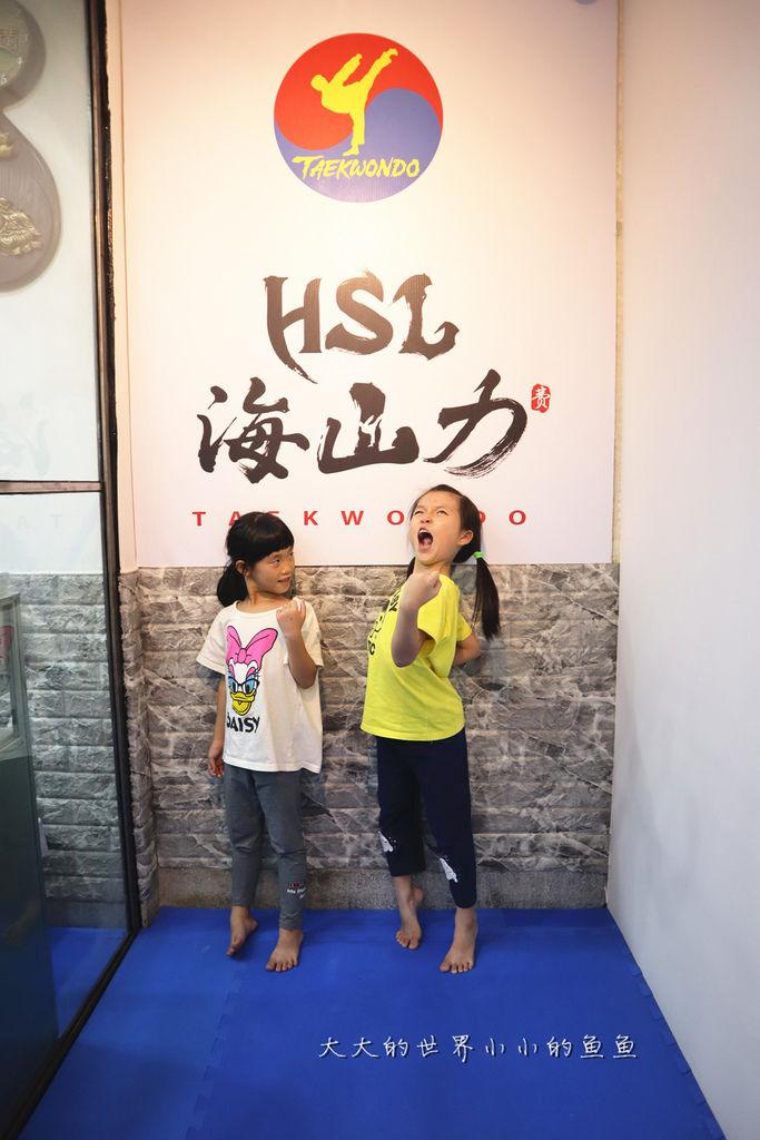 HSL 海山力跆拳道2