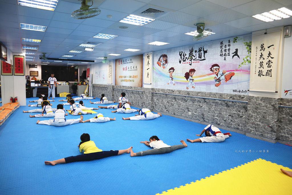 HSL 海山力跆拳道7