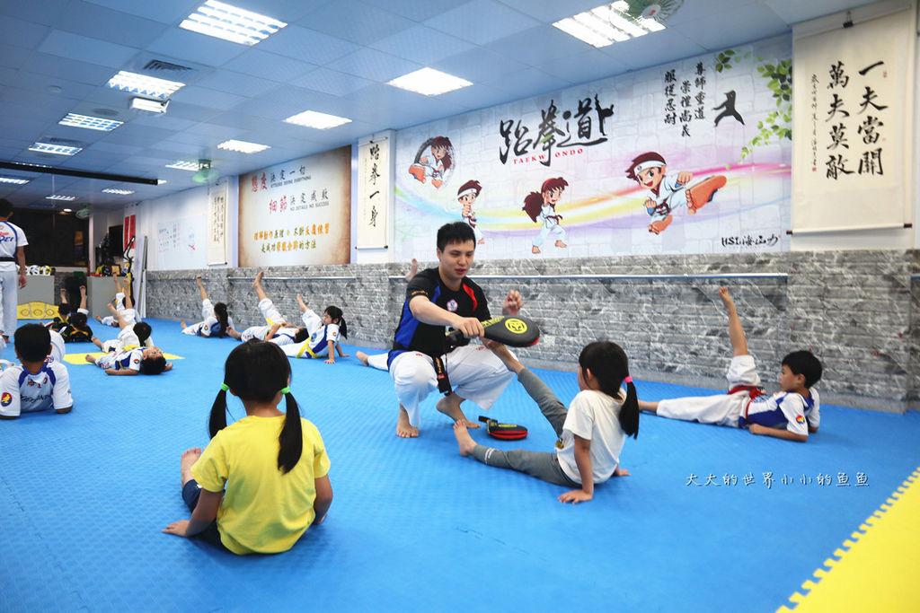 HSL 海山力跆拳道9