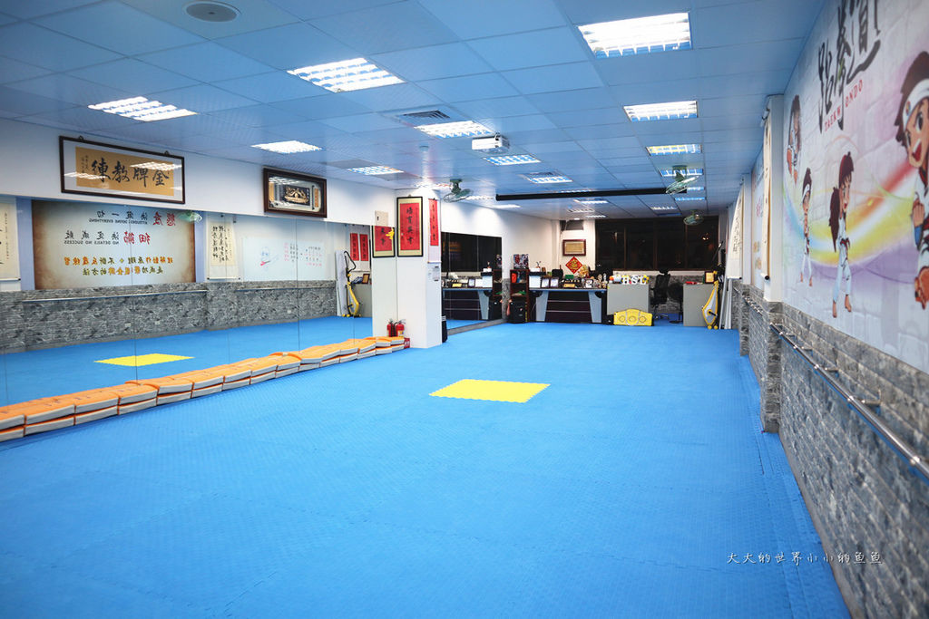 HSL 海山力跆拳道3