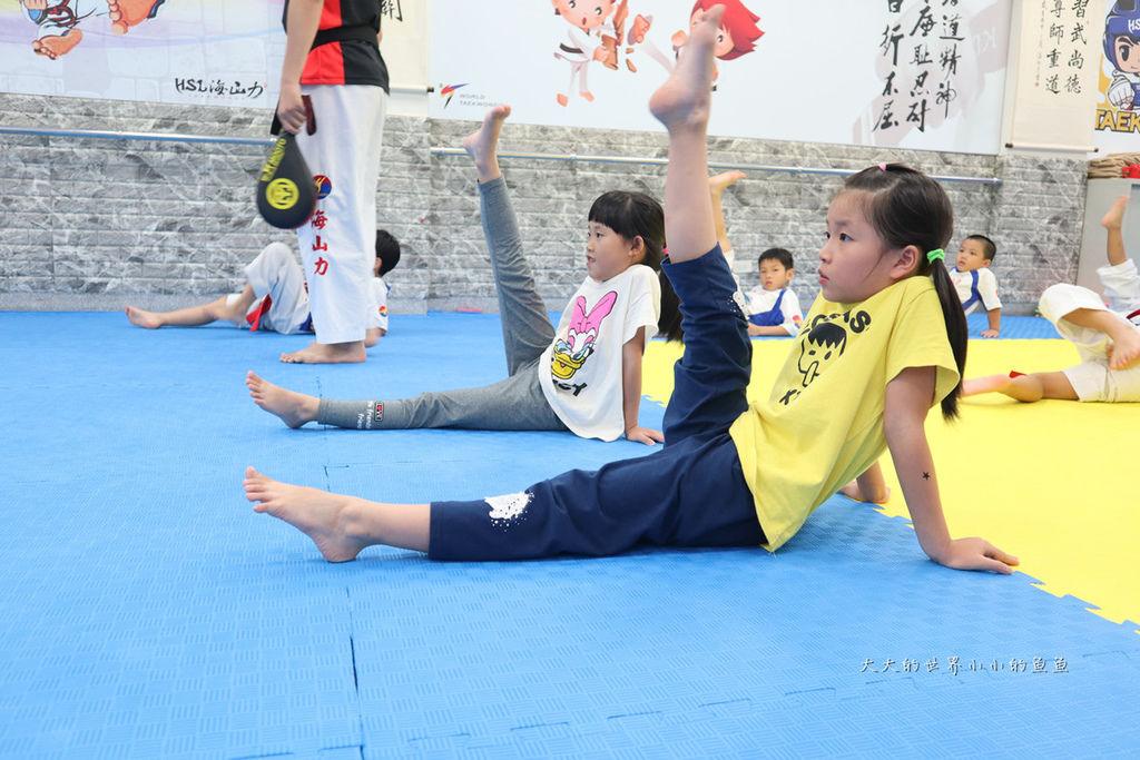 HSL 海山力跆拳道12