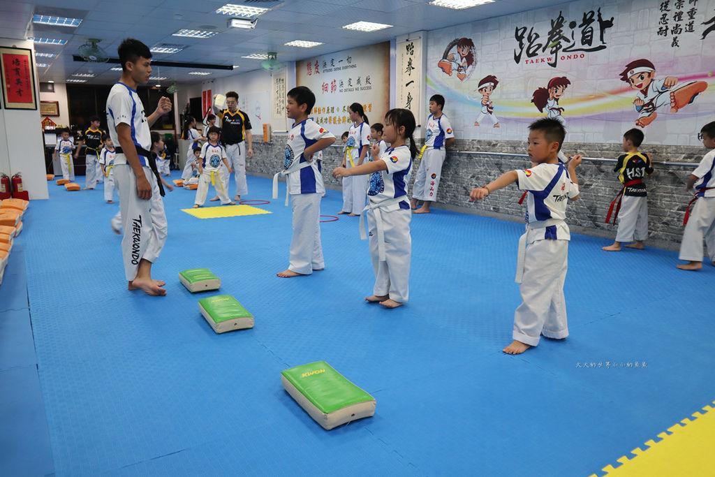 HSL 海山力跆拳道112