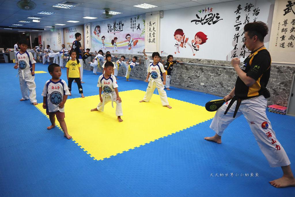 HSL 海山力跆拳道111