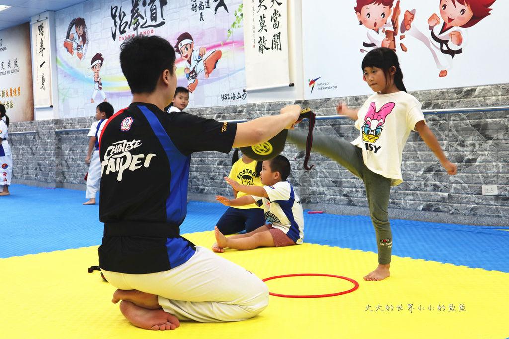 HSL 海山力跆拳道114