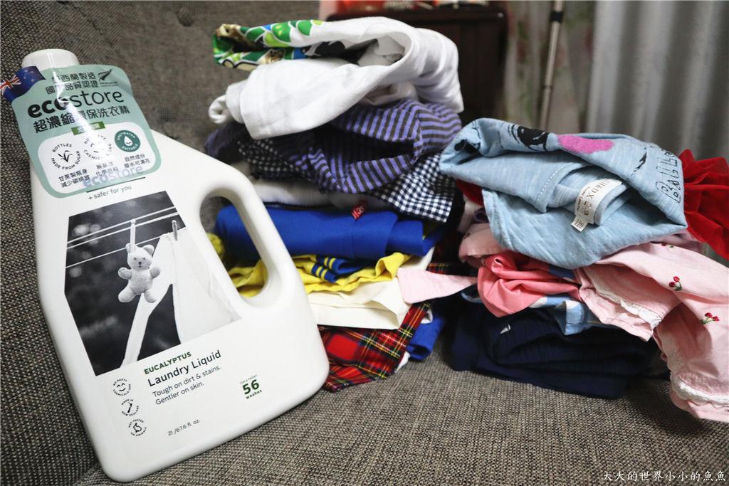 ecostore超濃縮環保洗衣精25