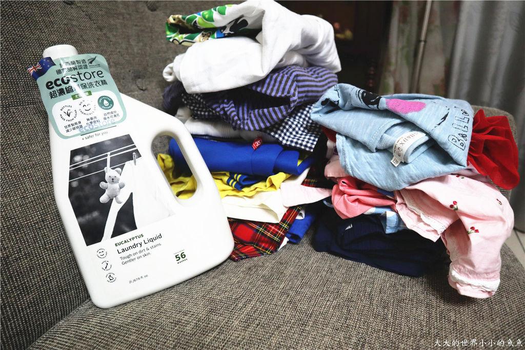 ecostore超濃縮環保洗衣精24