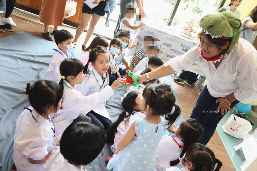 新竹品味牙醫  第一屆小小牙醫職人體驗11