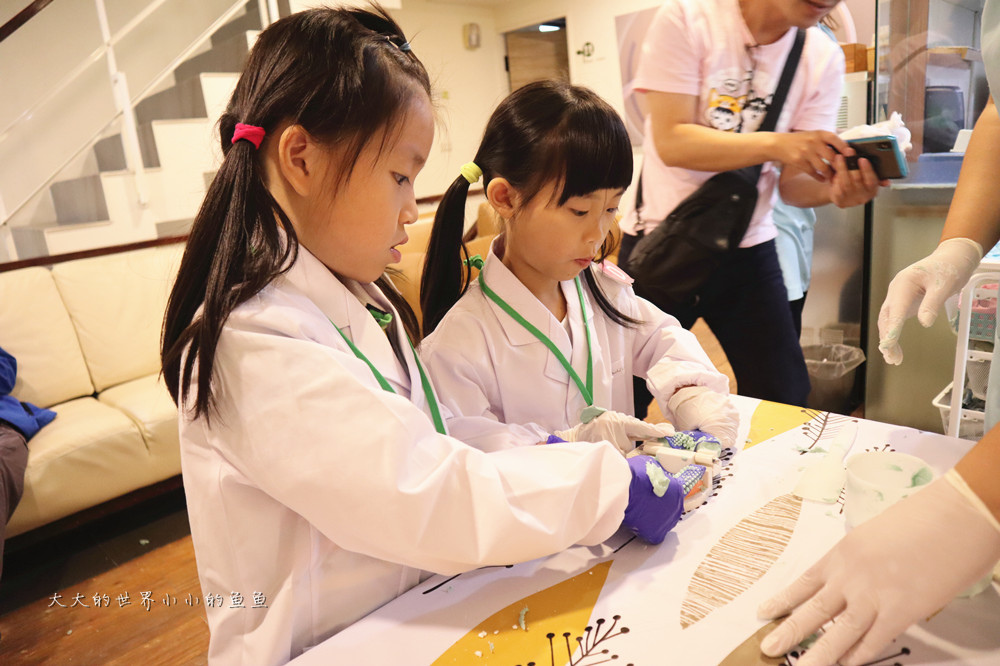 新竹品味牙醫  第一屆小小牙醫職人體驗  4