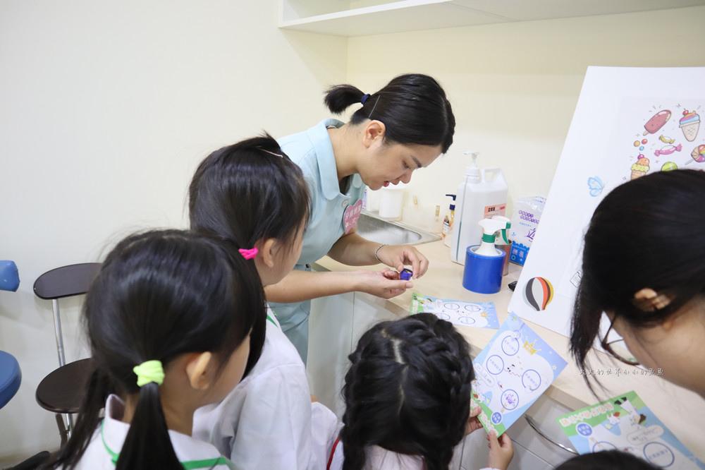 新竹品味牙醫  第一屆小小牙醫職人體驗  111