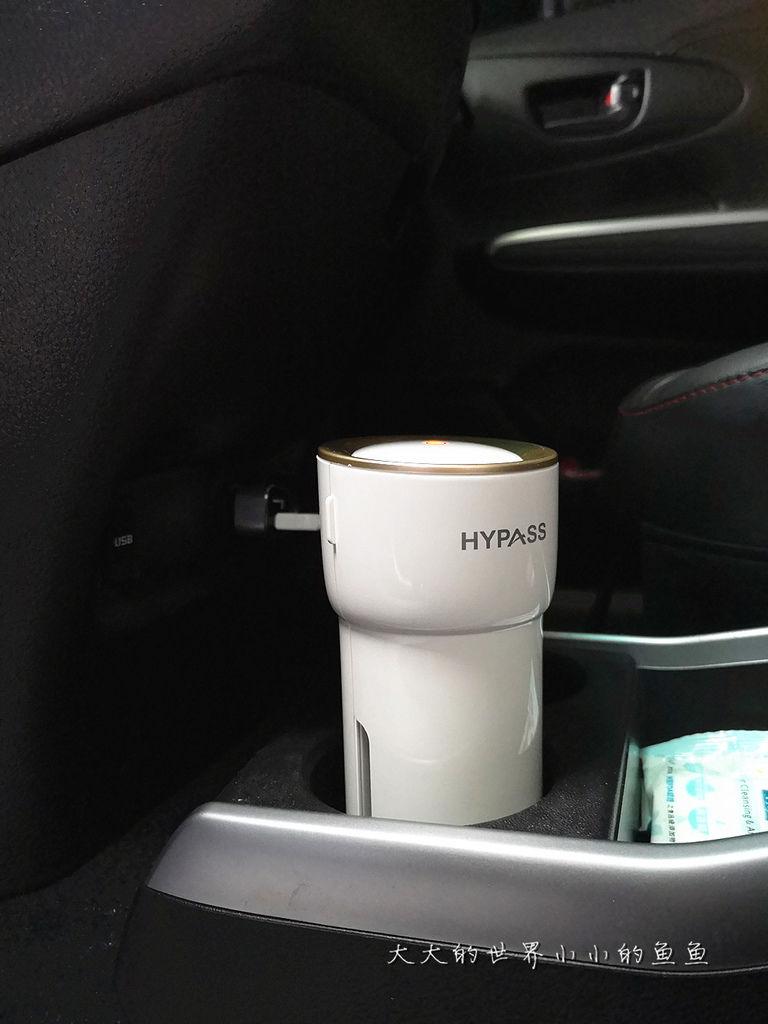 HYPASS車用空氣清淨機3