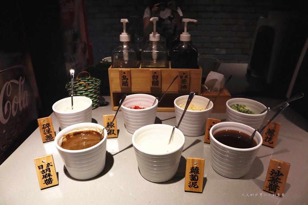 闊佬shabu shabu 無骨牛小排套餐+精選海鮮套餐9