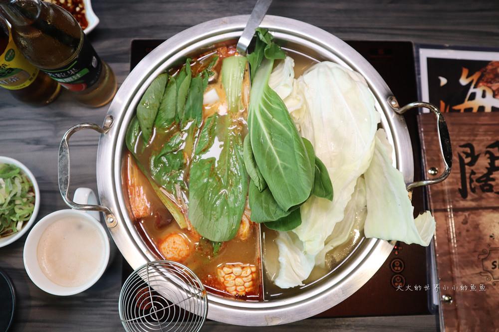 闊佬shabu shabu 無骨牛小排套餐+精選海鮮套餐17